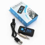 Receptor De Bluetooth Para Cualquier Tipo De Auxiliar.radio,