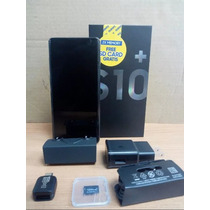 Samsung Galaxy S10 Plus 128gb Unlocked Entrega Inmediata Pty
