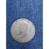 Moneda Coleccionable Kenedy 1/2 Dólar Año 1976 Conmemoración