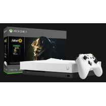 Xbox One X + 7 Juegos Gratis
