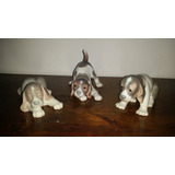 Vendo Bellos Perros De Lladro