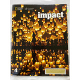Impact 4  Students Book (libro Escolar De Inglés)