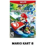 Mario Kart 8 Wii U Juegos Digitales