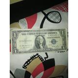 Dólar De 1935 Sello Azul