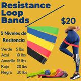 Bandas De Resistencia -entrega Inmediata!!