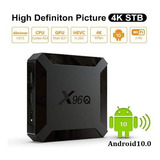 X96q Smart Tv Box Android 10