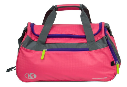 Bolso Morral Deportivo Impermeable Para Gym 25 Lts K6