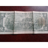 Billete De Coleccion De $2.00
