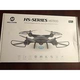 Drone - Holy Stones Hs110d + Cámara Fpv 1080 Hd