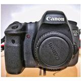 Camara Canon 6d Con Lente Canon De 50mm