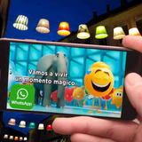 Video Invitaciones Androi  Whatsapp Fiestas Eventos Emojis