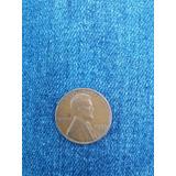 Moneda De 1 Centavo De Dólar Año 1945