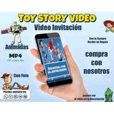 Video Invitacion Story Toy 4 Con Foto