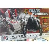 Transformer Metroplex. Autobot. Thrilling 30. Nuevo