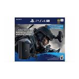 Playstation 4 Pro 1tb Call Of Duty: Modern Warfare Original
