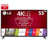 Smart Tv Led Lg 55  Uhd 4k 55uj6300 Mayor Y Detal