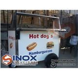 En Venta Para Hot Dog Comida Rápida Hamburguesas Nuevo