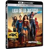 Liga De La Justicia 4k Hdr  2160p Entrega Inmediata Digital