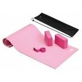 Set De Yoga Body Sculpture En Color Rosa