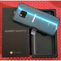Huawei Mate 20 Pro 128/gb 1año De Garantia.