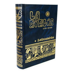 La Biblia - Letra Grande - Latinoamericana - Tapa Dura