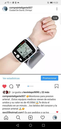 Monitor De La Presión Arterial