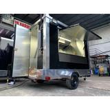 Food Truck Remolque Trailers Nuevos 10pies