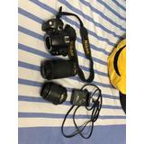 Vendo Cámara Nikon D40x