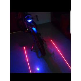 Luces Lazer De Seguridad