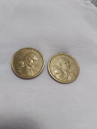 Vendo Monedas Americanas Antiguas
