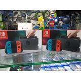 Nintendo Switch+ 4 Juegos + Estuche
