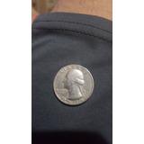 Moneda De 25 Centavos Del Año 1776-1976