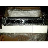 Amplificador Profesional Behringer 6000w