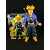 Dragon Ball Z Super Saiyan Trunks Con Espada Figura Con Caja