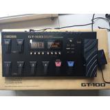 Boss Gt100 Multi-efectos Guitarra Efecto Pedal