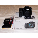 Sony Canon Camera 80d