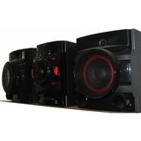 Equipo De Sonido Lg Xboom Modelo Cm4460 Con Bluetooth Y Dual