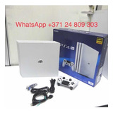 Playstation 4 Pro Glacier  Branco 1 Tb