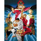 Street Fighter Ii V Serie Animada Original