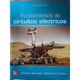 Libro De Fundamentos De Circuitos Eléctricos