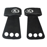 Calleras De Cuero Ideal Para Pesas Gym Crossfit K6 - Grips 3