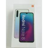 Xiaomi Redmi Note 8 64gb Blanco