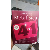 Metafísica 4 En 1. Vol 1. Conny Méndez.