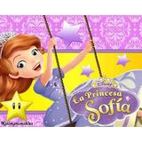 Kit Imprimible Princesa Sofia De Disney Diseñá Tarjetas #2