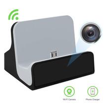Cargador De Cámara Oculta Para Iphone Ios  Micro Usb  T C