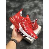 Zapatillas Nike Airmax 270 Supreme