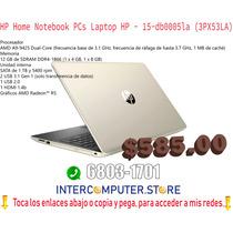 Laptop Hp  15 Amd A9-9425 3.1 Ghz, Frecuencia De Ráfaga De