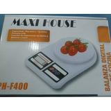Balanza/peso Digital Maxi House F-400 De Cocina 7kg X 1g
