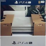 Sony Ps4 Pro Destiny 2 1tb - Consola Playstation 4 - Auricul
