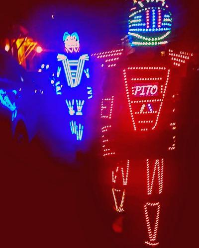 Show De Robot Led Mix
